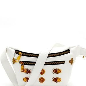 Handbags - Insect Fanny Pack